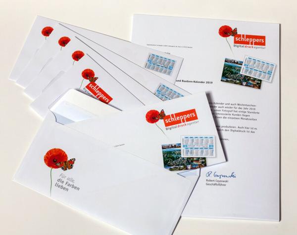 Mailings und Personalisierungen