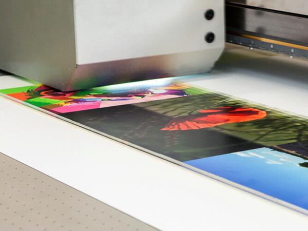UV-Großformatdruck
